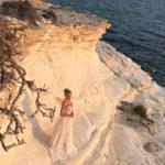 Фотосессия коллекции Pure Love на Кипре