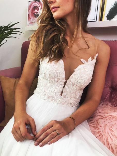 Платье Blansh Couture