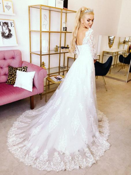 Платье Deziri Couture оптом